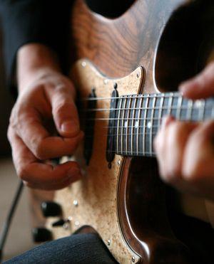 E-Guitars