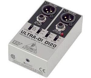 Behringer Ultra DI 120