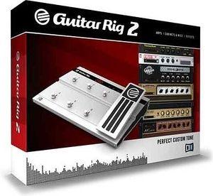 Native Instruments Guitar Rig 2
