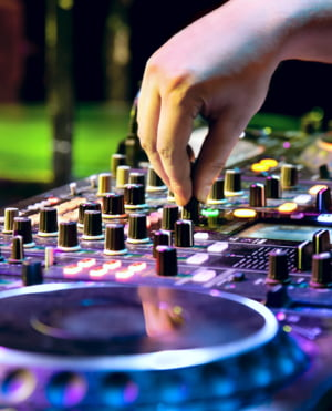 Mezcladores para DJ