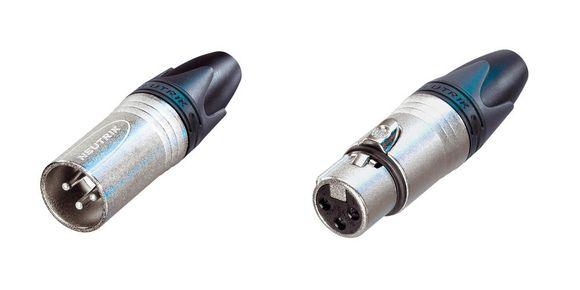 DMX Stecker 3-polig