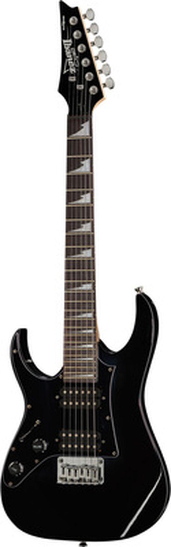 GRGM21L-BKN E-Guitar Mic Ibanez