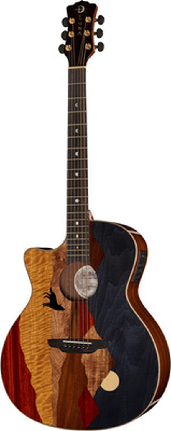 Vista Wolf LTD LH Luna Guitars