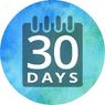 30 dagar öppet köp