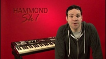 Hammond SK1 Stage Keyboard