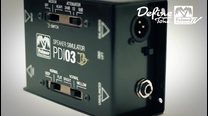 Palmer PDI 03 JB Speaker Simulator