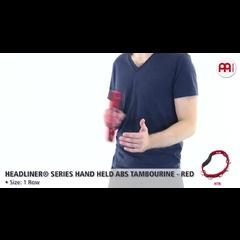 Meinl HTR Hand Held Tambourine