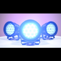 Ignition LED PAR 56 Floor 36x1W