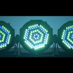 Varytec LED Pad 144 144x10mm RGBW