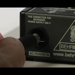 Behringer XENYX 1202 FX 12-Kanal Mischpult