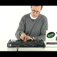 Native Instruments Traktor Kontrol S4 DJ-Controller