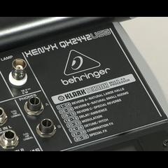 Behringer Xenyx QX 1204 USB