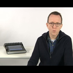 Mackie DL 1608: Kompakter Digitalmixer für iPad