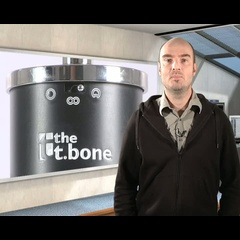 the t.bone Retro Bottle