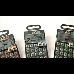 Teenage Engineering Pocket Synthesizer