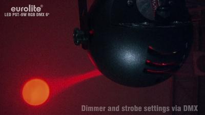 Eurolite LED PST-9W PinSpot