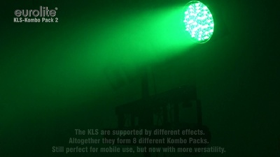 Eurolite KLS-Kombo Pack 2