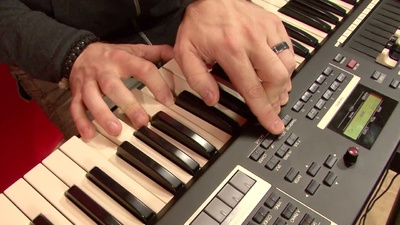 Hammond SK1 Stage Keyboard