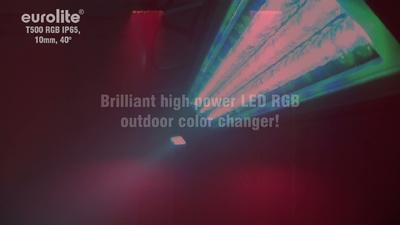 Eurolite LED T500 RGB IP65