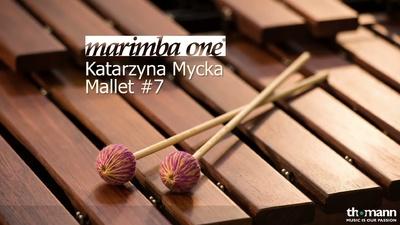Marimba One Katarzyna Mycka Schlägel KMR 7