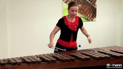 Marimba One Double Helix Schlägel DHR 4