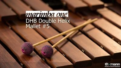 Marimba One Double Helix Schlägel DHR 5