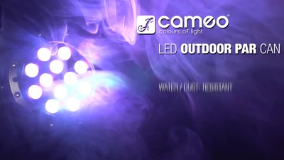 Cameo Outdoor Par LED