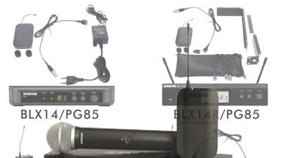 Shure BLX1288/CVL
