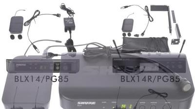 P689i - Shure BLX14