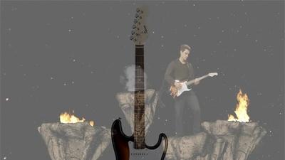 Fender Squier Bullet Stratocaster HSS RW BSB
