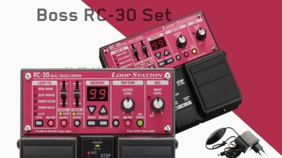 boss rc 30 dual track looper manual