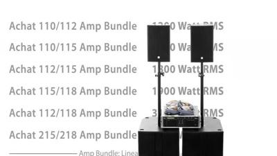 the box pro Achat 110/115 Amp Bundle