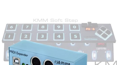 Keith McMillen 12 Step