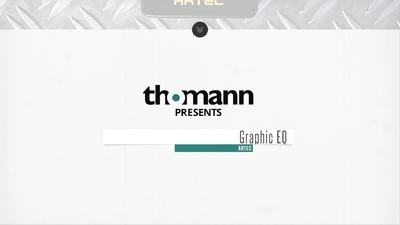 Artec SE-EQ8 Graphic EQ 8 Band Graphic EQ