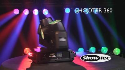 Showtec Shooter 360