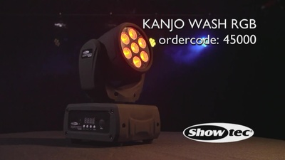 Showtec Kanjo Wash RGB