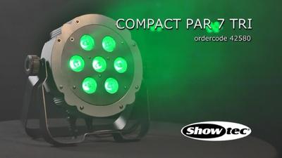 Showtec Compact Par 7