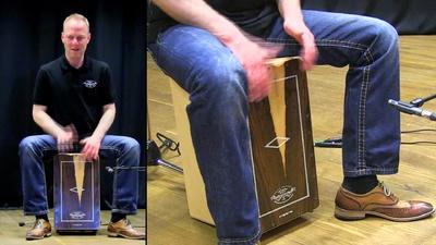 Pepote Percussion Cajon