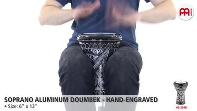 Meinl HE-2018 - Soprano Doumbek