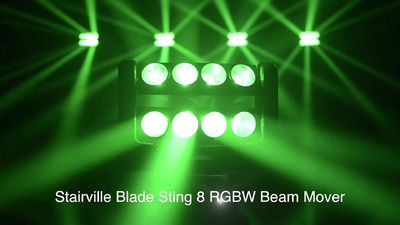 Stairville BladSting 8 RGBW