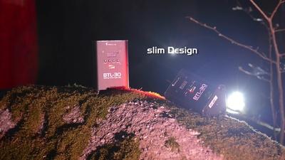 Stairville BTL-30 Battery Truss Light LED