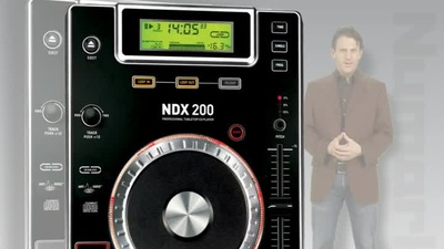 Numark NDX 200 Single CD Player