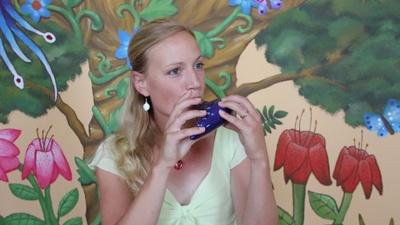 Thomann Zfan Fairy Ocarina AC 12-Loch C3 Alt