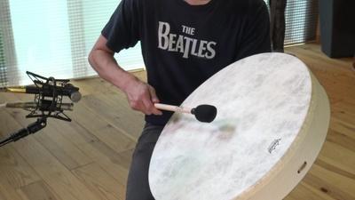 Remo Buffalo Drum 22x3,5