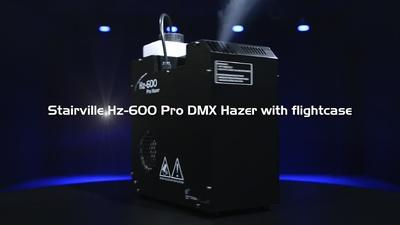 Stairville Hz-600 Pro Hazer DMX