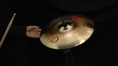Meinl CA16C 16 Candela Percussion Crash