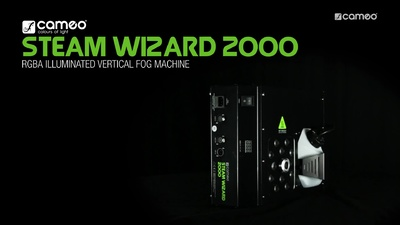 Cameo Steam Wizard 2000