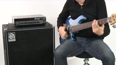Ampeg SVT Bass Amp Head Serie
