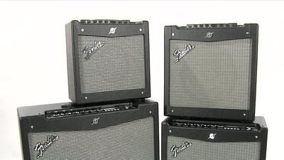 Fender Mustang V.2: E-Gitarren Modelling Verstärker