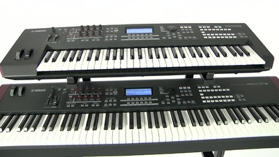 Yamaha Moxf Synthesizer-Workstation